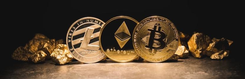 بیت کوین، اتریوم و لایت کوین از رمز ارز های معتبر هستند