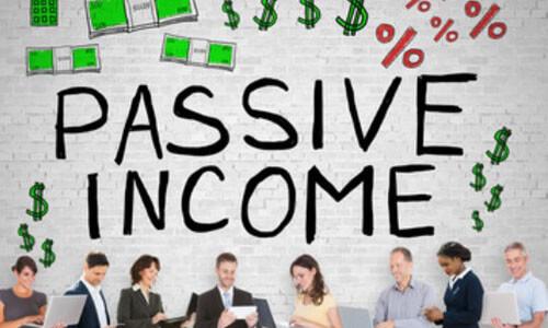 درآمد منفعل و درآمد فعال