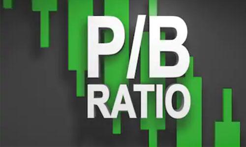 نسبت قیمت به ارزش دفتری p/b